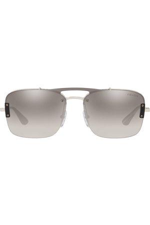 Prada Gafas de sol con montura cuadrada