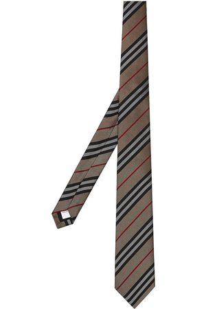 Burberry Corbata clásica a rayas