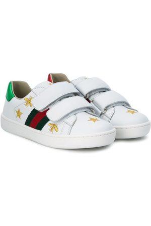 Gucci Zapatillas con diseño bordado