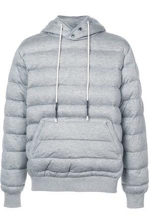 MOSTLY HEARD RARELY SEEN Sudadera acolchada de punto estilo jersey con capucha