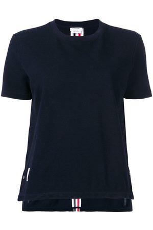 Thom Browne Camiseta de estilo holgado