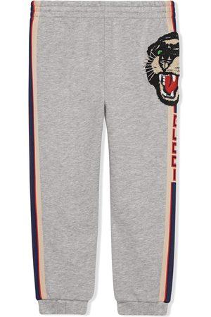 Gucci Pantalones de chándal con rayas Gucci