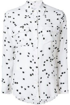 Equipment Camisa con estampado floral