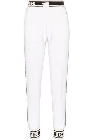 Dolce & Gabbana Pantalones de chándal con logo