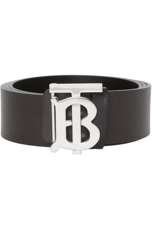 Burberry Cinturón reversible con monograma