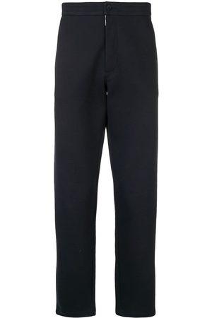 Armani Pantalones rectos de corte tapered