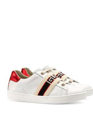 Gucci Zapatillas Ace con rayas Gucci