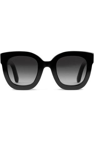 a39db08fa5 Gafas De Sol de mujer Gucci montura redonda ¡Compara 8 productos y compra  ahora al mejor precio!