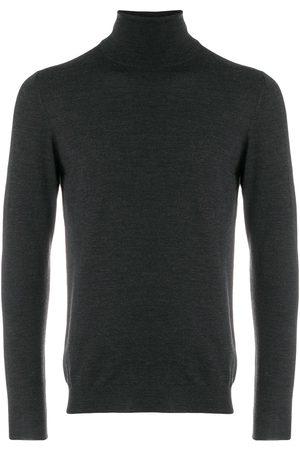 ZANONE Jersey ajustado con cuello vuelto