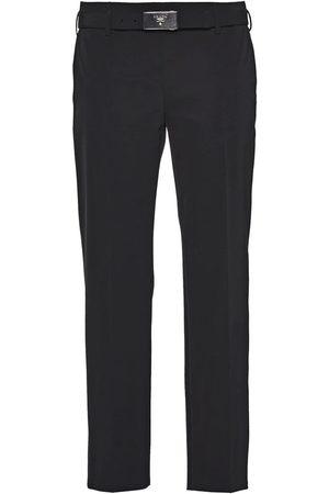 Prada Pantalones de tejido técnico
