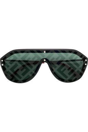 Fendi Gafas de sol estilo aviador