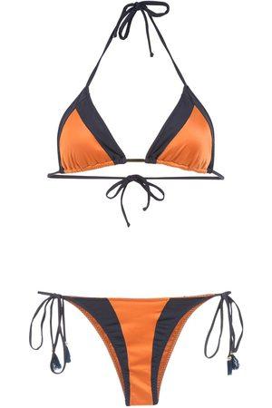 Brigitte Bikini en colour block