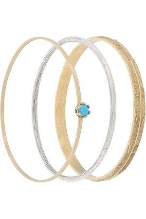 Iosselliani Mujer Sets de joyas - Set de tres pulseras Puro