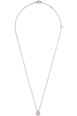 Boucheron Collar Serpent Bohème en oro blanco 18kt con diamantes