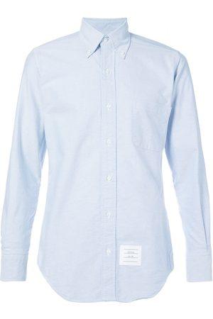 Thom Browne Camisa clásica de manga larga