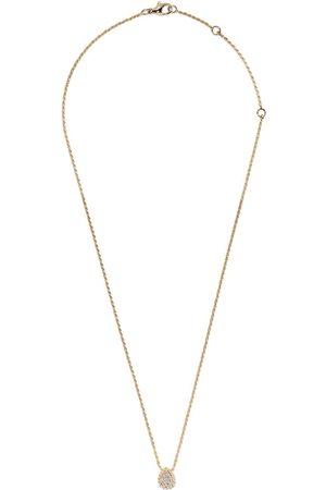 Boucheron Collar Serpent Bohème en oro amarillo 18kt con diamantes