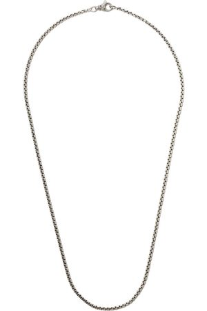 David Yurman Collar Box Chain pequeño de 24