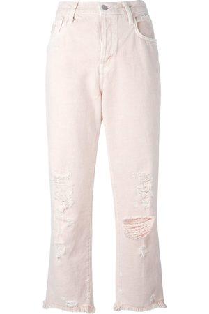 J Brand Mujer Cintura alta - Pantalones vaqueros Ivy