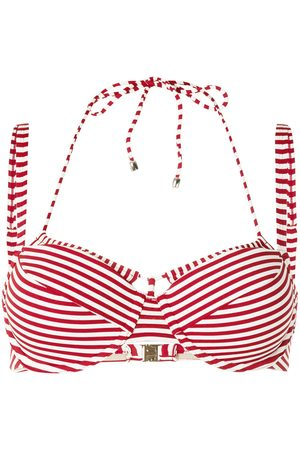 Marlies Dekkers Top de bikini Holi Vintage a rayas y con doble tirante