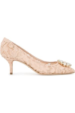 Dolce & Gabbana Zapatos de tacón con cristales Belucci