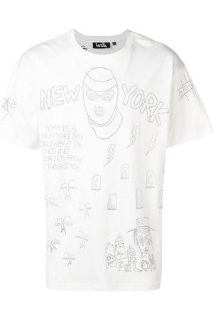 HACULLA Camiseta Nocturnal
