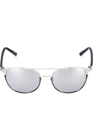 Linda Farrow Mujer Gafas de sol - Gafas de sol con lentes de espejo