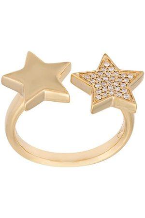 """ALINKA Anillo de estrellas con diamantes """"Stasia"""""""