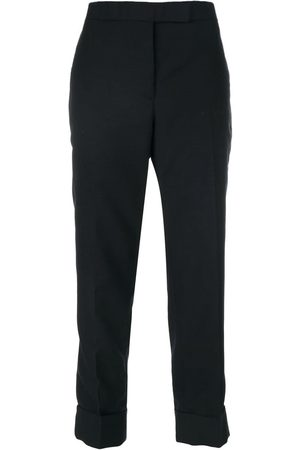 Thom Browne Mujer Pantalones de vestir - Pantalones clásicos con tira atrás