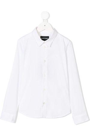 Emporio Armani Camisa clásica abotonada