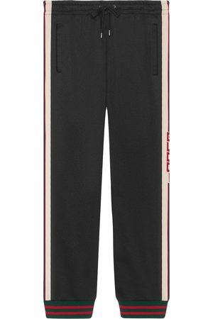 Gucci Pantalones de punto técnico