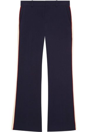 Gucci Pantalones bootcut de viscosa