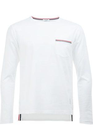 Thom Browne Camiseta de manga larga