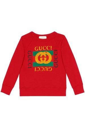 Gucci Sudadera con logo