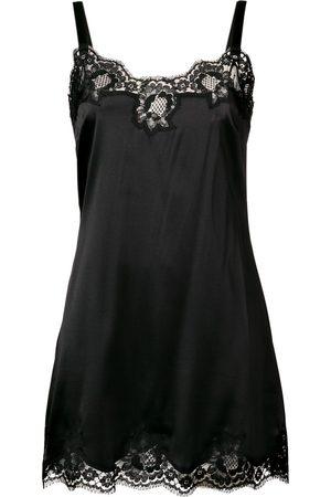 Dolce & Gabbana Mujer Camisones y vestidos - Vestido de noche con encaje