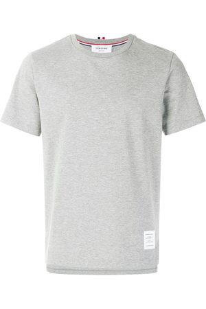 Thom Browne Camiseta holgada de manga corta