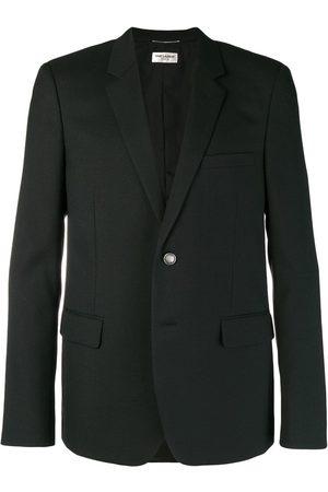 Saint Laurent Chaqueta de traje con corte slim