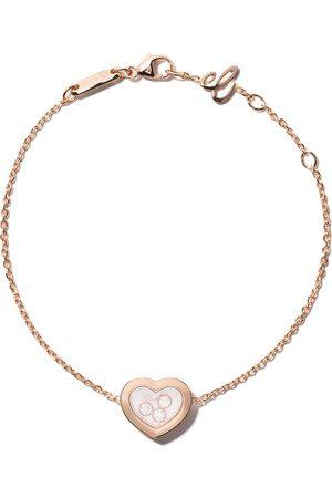 Chopard Pulsera Happy Diamonds Icons en oro rosa 18kt