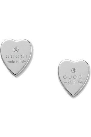 Gucci Pendientes con corazón