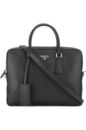 Prada Hombre Maletines y bolsas de trabajo - Maletín liso