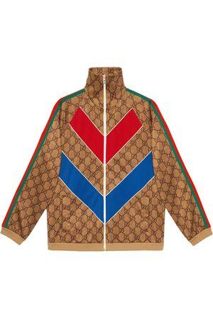 Gucci Chaqueta de punto técnico GG