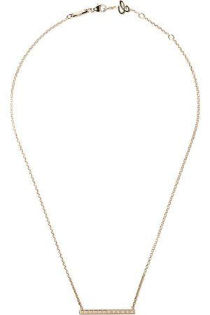 Chopard Collar Ice Cube Pure con diamantes en oro 18kt