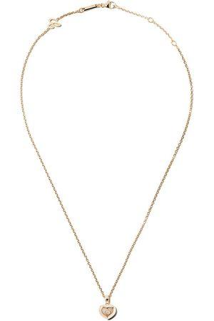 Chopard Collar con colgante Happy Diamonds Icons en oro amarillo de 18kt