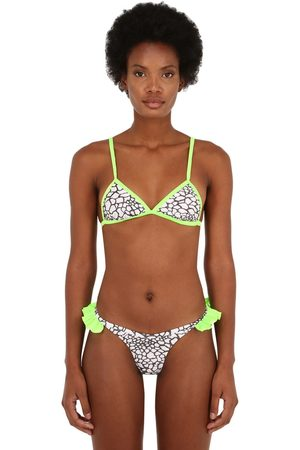 """JUST SAUCED Top De Bikini """"mimi Leopard"""""""