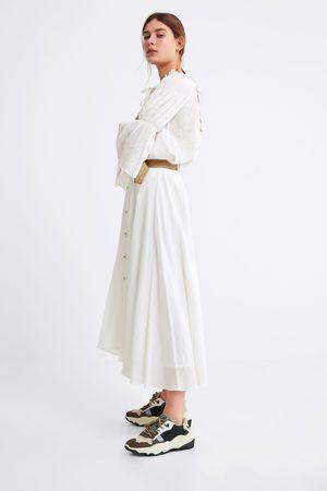 d767b11ea0 Faldas de mujer Zara online. ¡Compara 999 productos y compra!