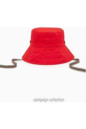 Zara Niño Sombreros - Sombrero cordones estampado