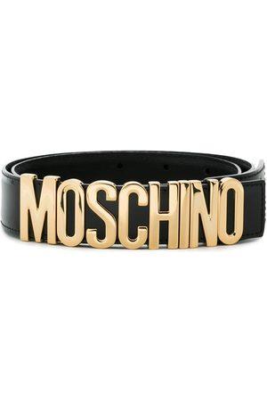Moschino Cinturón con logo