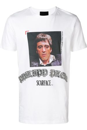 Philipp Plein Camiseta Scarface