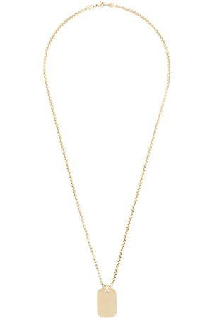 NORTHSKULL Hombre Collares - Collar con placa colgante