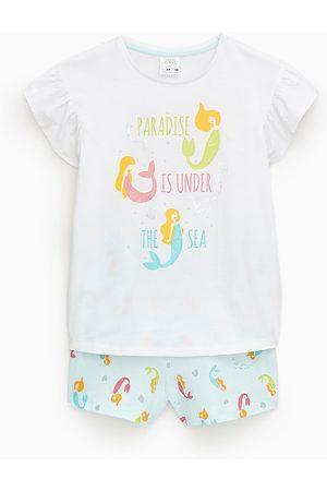 Zara Pijama sirenitas