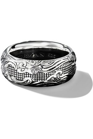 David Yurman Anillo Waves